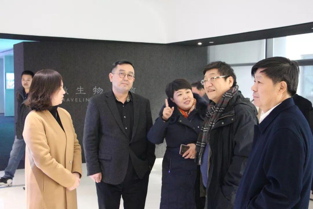 国家市场监督管理总局毕玉安司长走进k8凯发官方生物考察益生菌行业发展
